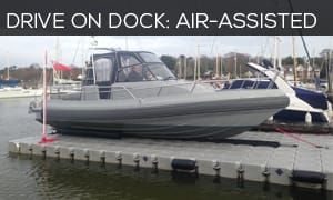 Drive on Dock Air Assisted