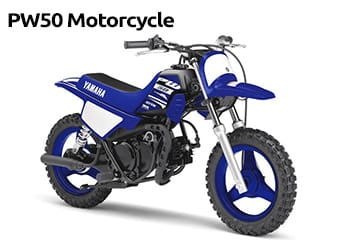 PW50 Off Road Motorcycle
