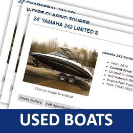 Used Boats New